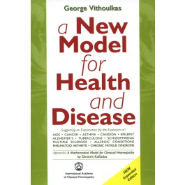 A New Model for Health and Disease (new expanded edition)