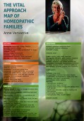 The Vital Approach Map of Homeopathic Families