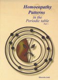 Homoeopathy and Patterns in the periodic table