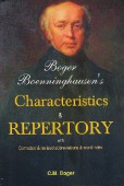 Boenninghausen's Characteristics and Repertory